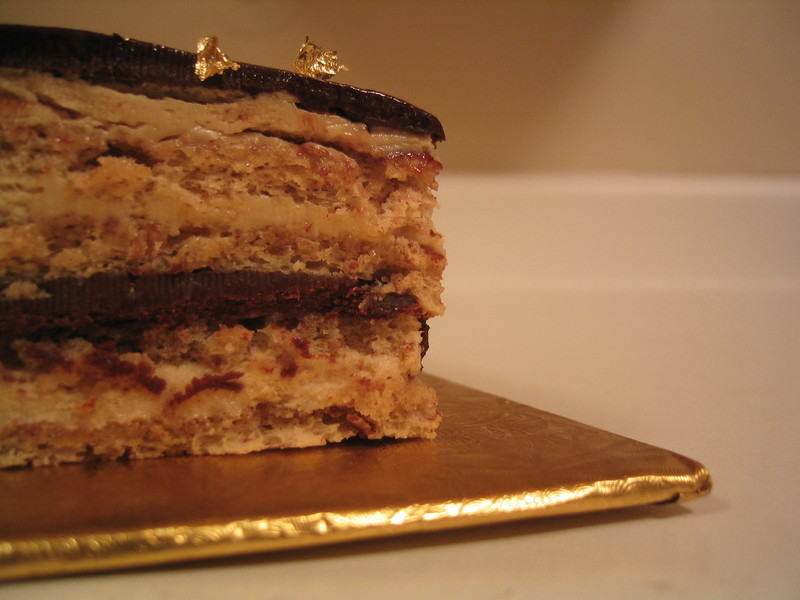 Opera Cake Dessert First