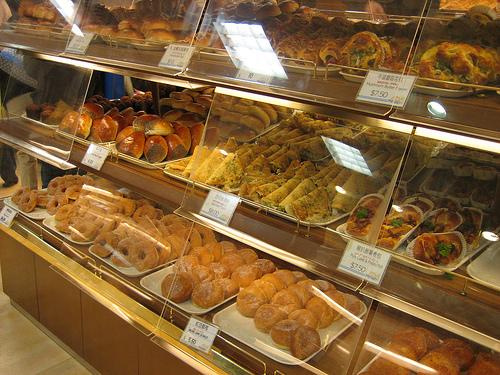 Hong Kong Bakeries Dessert First