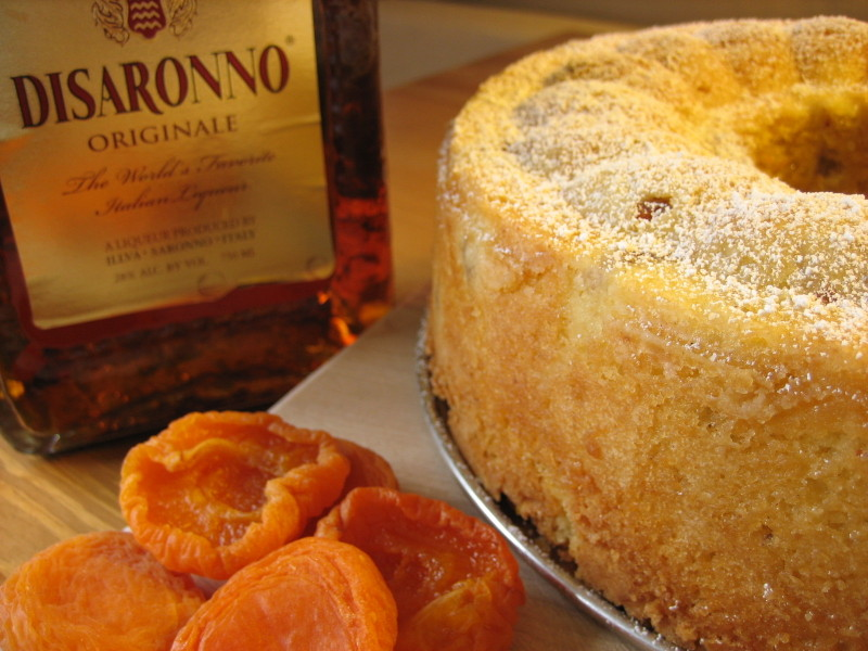 ... Friday #18: Almond Apricot Pound Cake with Amaretto - Dessert First