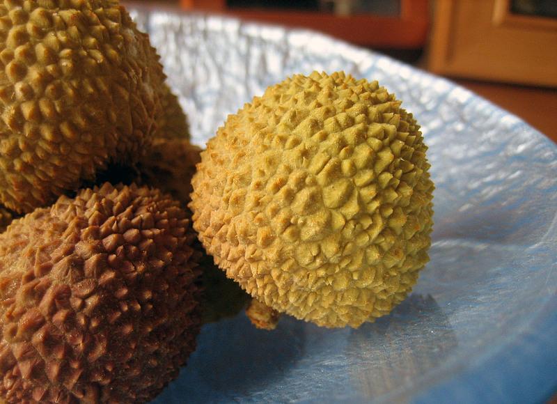 high sugar fruits lychee fruit
