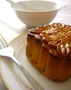 Mooncakes in Mid-Autumn