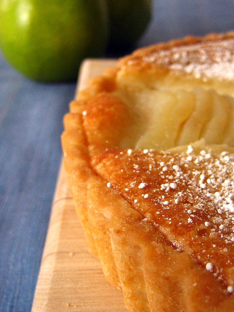Pear and Almond Frangipane Tart - Dessert First