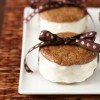 Gingersnap Lemon Sherbet Sandwiches