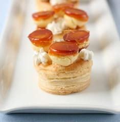 Daring Bakers Challenge: Gâteau St. Honoré