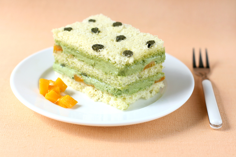 Japanese Layered Cake Recipe: {Cookbook Review} Asia: The Sweetest Spot