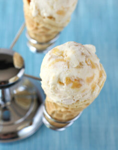 HHDD #13: Nectarines + Ice Cream Maker = Summer
