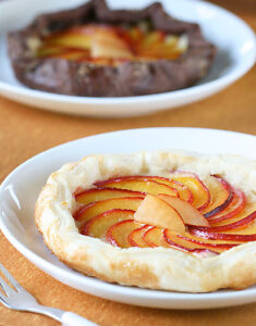 Plum Perfect: Galette, Two Ways