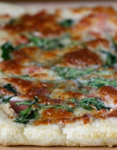 Daring Bakers: The Joys of Homemade Pizza