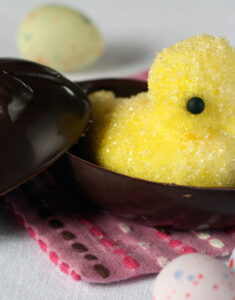Marshmallow Chicks, Just in Time for Easter