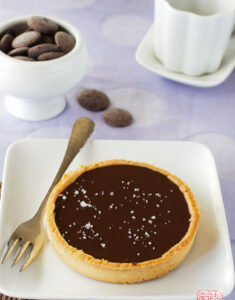 The Perfect Finish: The Twix Tart