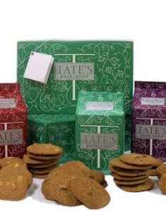 {Cookie Review} Tate's Bake Shop Giveaway