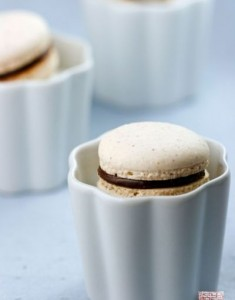 Cupboard Inspiration: Hazelnut Macarons with Homemade Nutella (plus bonus giveaway!)