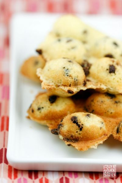 Chocolate Chip Eggettes
