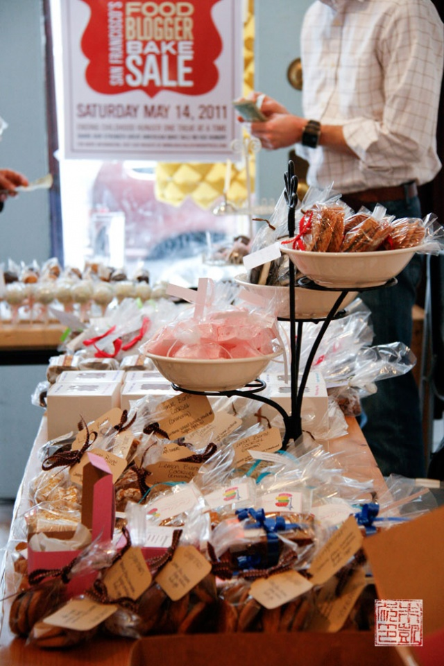 bake sale tips at dessertfirstgirlcom