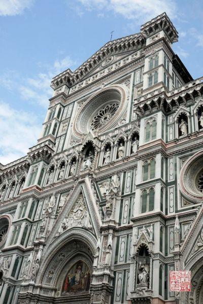 Basilica di Santa Maria del Fiore in Florence