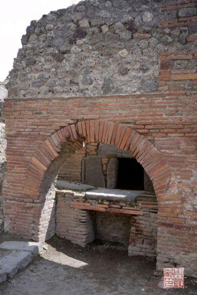 pompeiioven