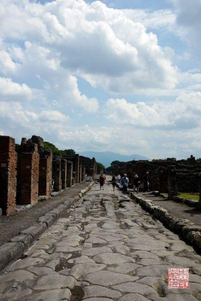 pompeiiroad