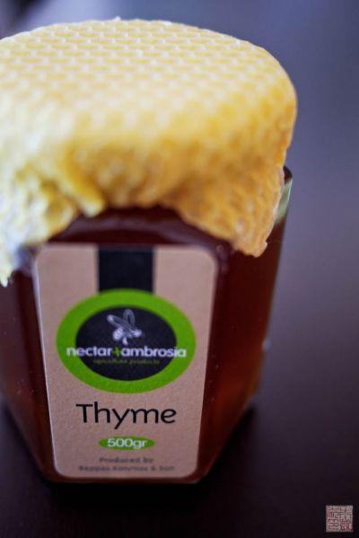 mykonos thyme honey