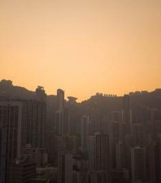 Holiday Greetings from Hong Kong