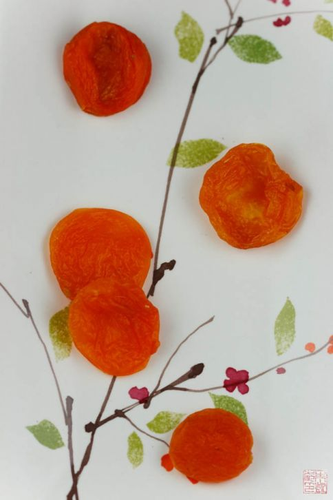 apricots all kinds