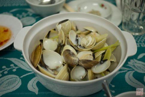 vung tau clams