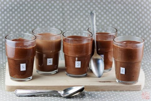 choc mousse lineup
