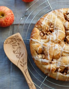 Apples for Autumn: {Cookbook Review} More From Macrina