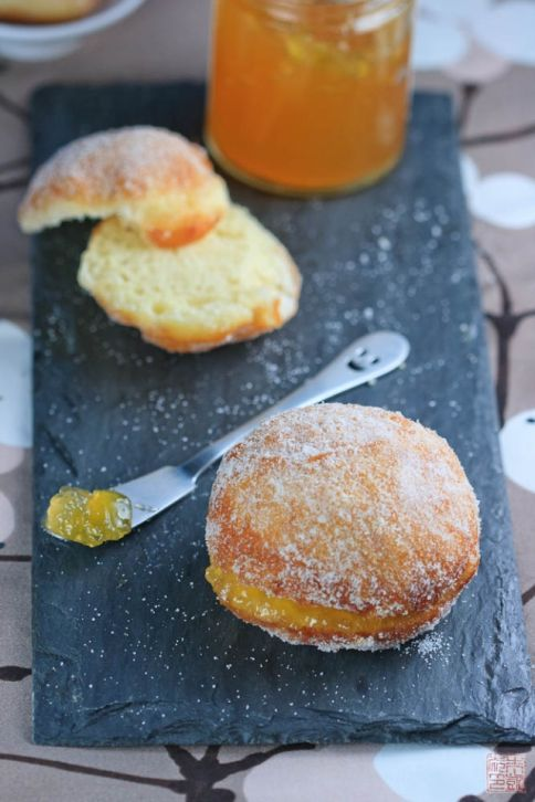 A Malasada Experiment Dessert First
