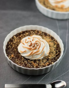S'mores Crème Brûlée for a Sweet Start to the Year