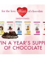 {Contest} Win a Year's Worth of Chuao Chocolate