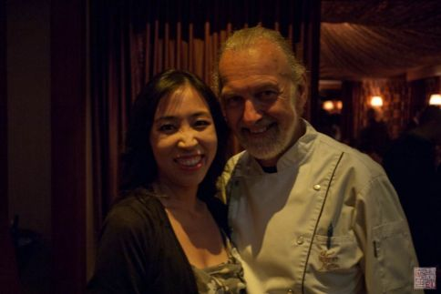 me and hubert keller