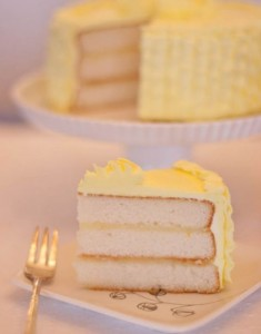A Sunshine-y Cake for Spring