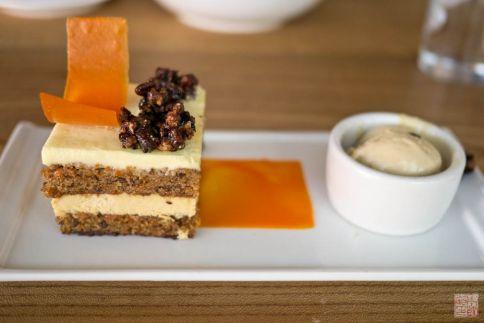 choco lab carrot cake