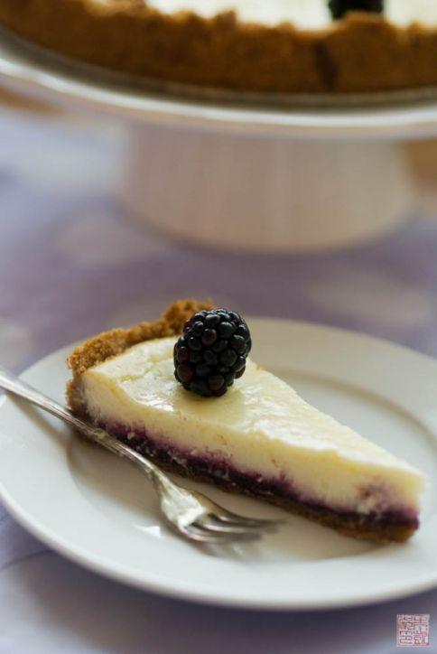 ollalieberry cheesecake at dessertfirstgirl.com