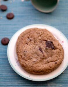 TCHO Milk Chocolate Chip Brown Butter Cookies