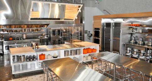 SF Cooking school rec kitchen