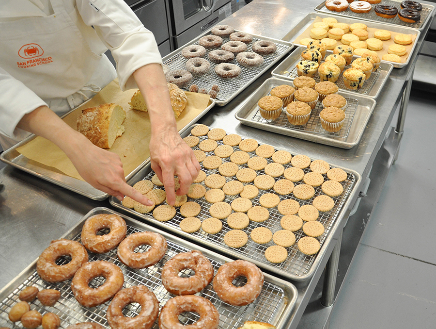Baking And Pastry subjects necessary to get into college