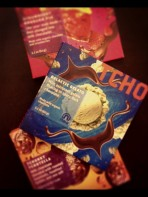 {SF} {Chocolate Review} TCHO's New TCHOPairings Bars