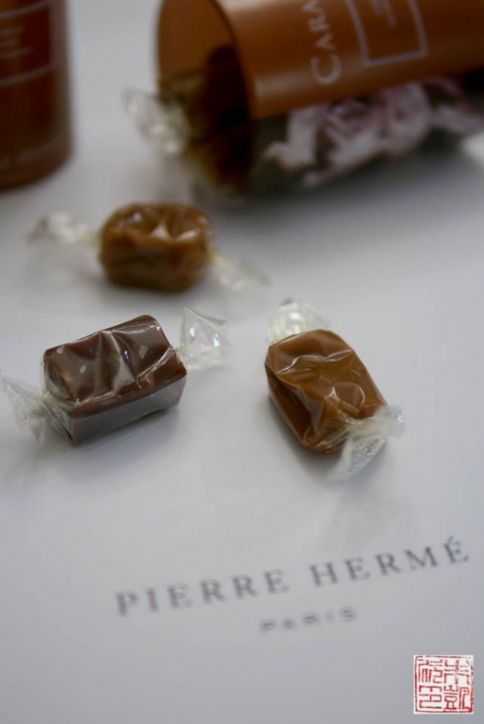 pierre herme caramels