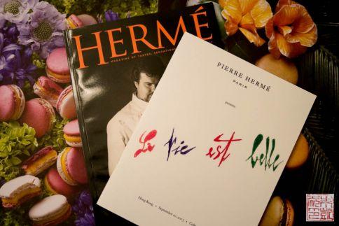 pierre herme magazines