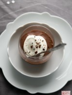 Dessert First + Alessi: Chocolate Namelaka and Orange Blossom Cream