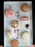 Pierre Hermé Macarons at SF Cooking School