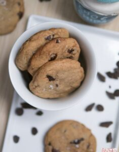 Company Coming: Reconsidering the Chocolate Chip Cookie, Again