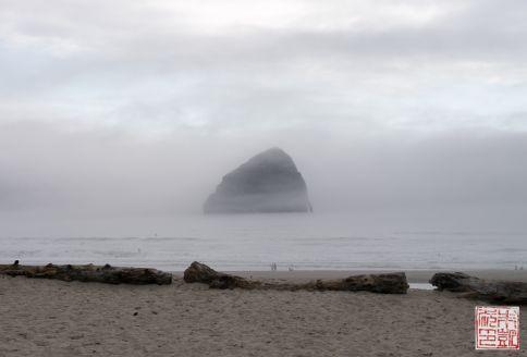 Pacific City Haystack Rock