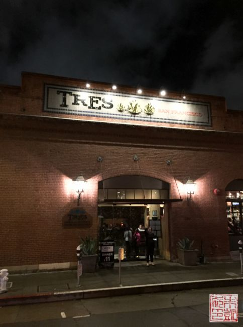 tres restaurant