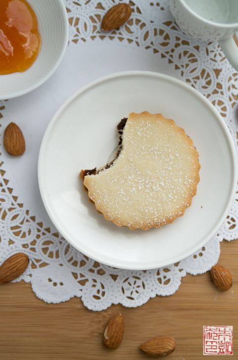beranbaum ischler cookie bite