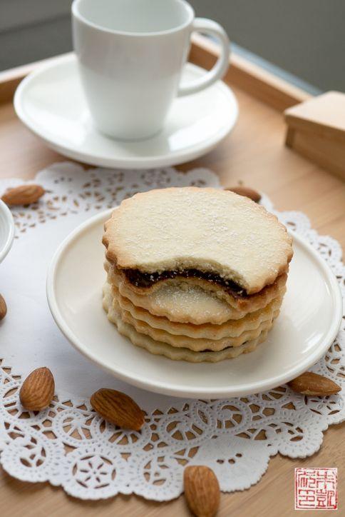 beranbaum ischler cookie tray