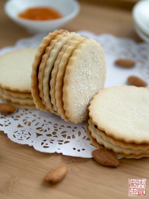 beranbaum ischler cookies