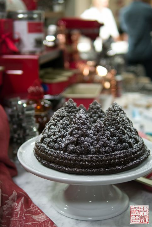 williams sonoma christmas bundt