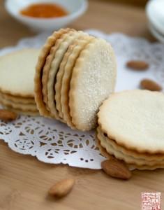 {Cookbook Review}: The Baking Bible and Ischler Cookies